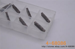 20PC MGMN500-M NC3030 carbide insert 5mm width groove insert for steel for MGEHR