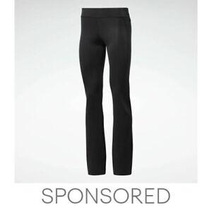 Reebok Women's Workout Ready Boot Cut Pants