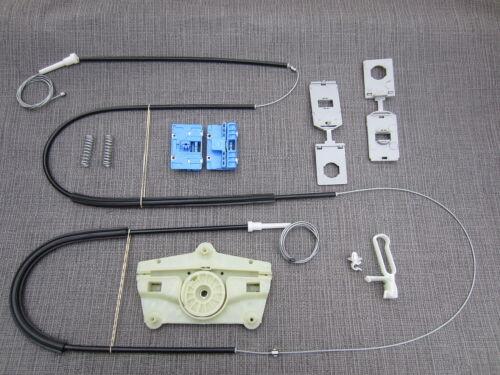 2006-2007 UK conducteur avant droite Osf Latéral Lève-vitre Kit Réparation fit Audi A6 S6