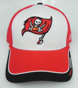 TAMPA-BAY-BUCCANEERS-NFL-VINTAGE-REEBOK-SIDELINE-DEEP-SLANT-CAP-HAT-NWT
