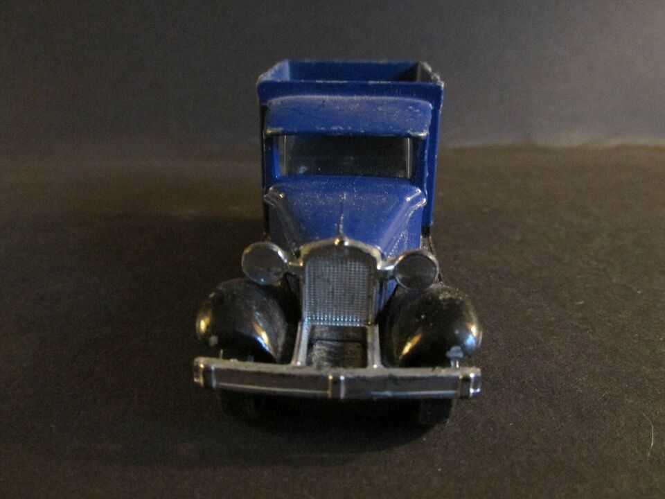 Model A Ford. Skala 1/60. Kellogg´s varebil, Matchbox