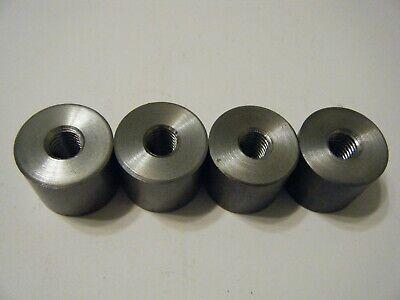 """A36 1//8/"""" Steel Ring 9.00/"""" OD x 1.25/"""" ID Hole"""