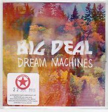 (EP938) Big Deal, Dream Machines - 2013 DJ CD