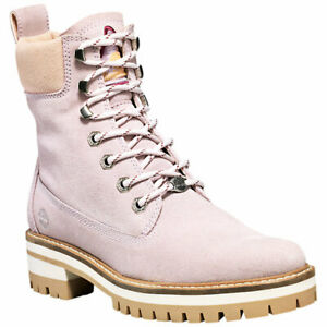 Timberland-Women-039-s-Nature-Needs-Heroes-Courmayeur-Valley-Boots-Pink-Style-A2338