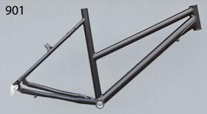 Mountainbike-Sport-Damen-Rahmen-48-cm-schwarz-26-034-V-Brake-Aluminium-STD-NR901