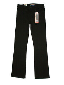 Levi-039-s-Women-039-s-Slimming-Bootcut-Jeans-Blackened-Ash-Size-6-14-16-New-54