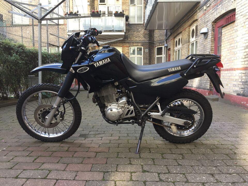 Yamaha, XT600 E, 600 ccm