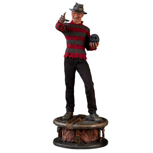 Nightmare On Elm Street Frotdy Prime Format Figurine 1 4 Statue Sideshow