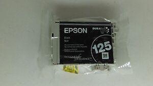 Epson T1251 BLACK ink jet printer Stylus NX420 NX125 NX