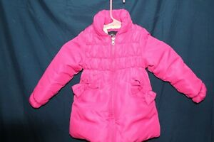 d1198b5a1 B-Hip Baby by me jane Girl s Outerwear Coat with lining Size 3T
