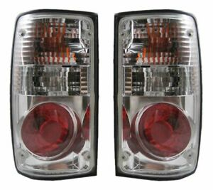 *NEW* ALTEZZA TAIL LIGHT LAMP PAIR SUIT TOYOTA HILUX RN85 LN105 2/4WD 1988 -1997