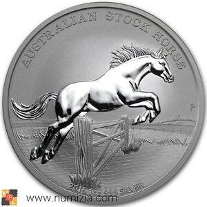 AUSTRALIA-1-Dolar-2015-Australian-Stock-Horse-S-C-AUSTRALIE-Cheval-2015