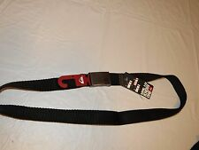 Men's Quiksilver belt KVJO black principle adjustable size takes one to know one
