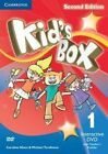Kid's Box Level 1 Interactive DVD (NTSC) with Teacher's Booklet: Level 1 by Michael Tomlinson, Caroline Nixon (Mixed media product, 2014)