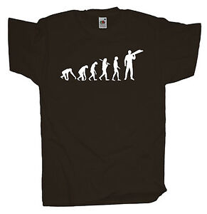 Evolution-Handwerker-T-Shirt-Handwerk-Hausbau-Bauarbeiter-Shirt