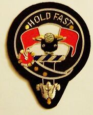 3 or 12 Scottish Scotland Family Clan Name Anderson Crested Lapel Pin Badge 1