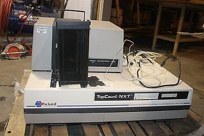 Packard TopCount-NXT Microplate Scintillation Luminescence Counter PERKIN ELMER