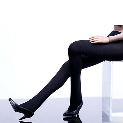 1//6 Scale Women/'s Pantyhose Stockings for 12/'/' Action Female Body