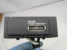 Audi A3 8V MK3 gen3 2013-2016 Audi Music Interface connector + panel