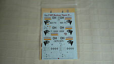 Two Bobs Decals 48175 F-16C Vipers Buckeye Vipers 1