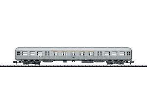 Trix-Minitrix-15445-Coche-de-Viajeros-Silberling-1-2-Klasse-De-DB-Nuevo-En-Ovp