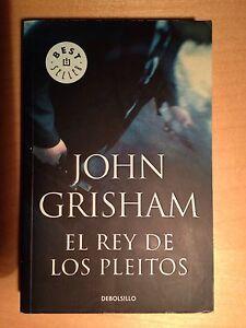 John-Grisham-El-Rey-de-los-Pleitos-in-lingua-spagnola