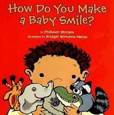 How Do You Make a Baby Smile?-ExLibrary