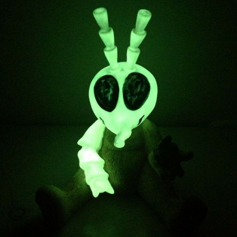 Bad Taste Bear   Bears Cult Cult Cult Movies Collectors Figurine - Seth Glow In The Dark fabf47