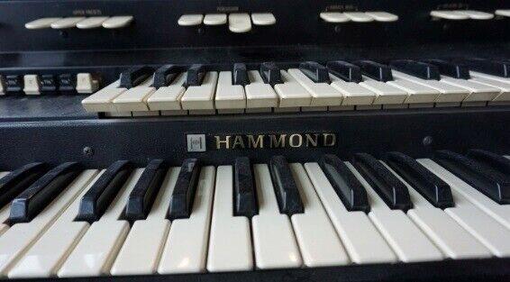 Hammondorgel, Hammond P100 S