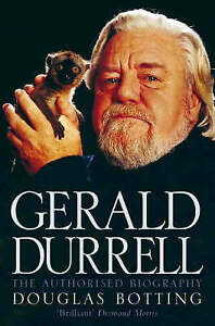 Gerald-Durrell-The-Authorised-Biography-by-Botting-Douglas-Paperback-book-20