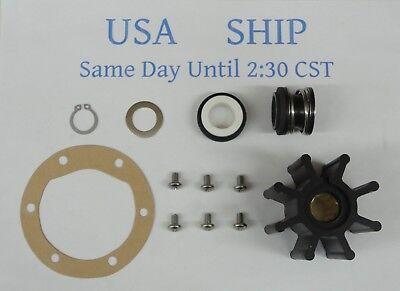 Minor Service Repair Kit Replaces Johnson 09-45585 Raw Sea Water Pump 09-1027B