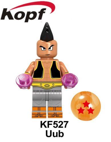 NEW MINI FIGURINE UUB DBZ DRAGON BALL Z BLOC JOUET bloque TYPE lego