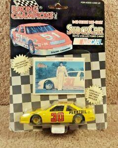 New 1992 Racing Champions 1:64 Diecast NASCAR Michael Waltrip Pennzoil Pontiac