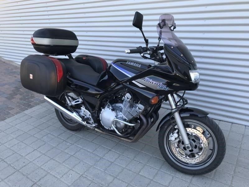 Yamaha, XJ 900 S Diversion, ccm - dba.dk - Køb og Salg af