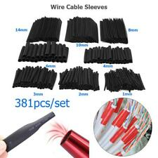 328pcsset Insulation Shrinkable Tube Heat Shrink Tubing Wire Cable Sleeves Ns7