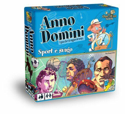 Anno Domini Sport E Svago Gioco da Tavolo 9352 DVGIOCHI