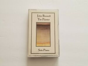 John Boswell The Painter Solo Piano Cassette 1988, Scarlet Records SR 25701-4