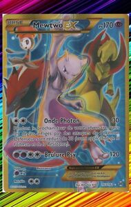 Mewtwo-EX-Full-Art-XY8-Impulsion-Turbo-163-162-Carte-Pokemon-Neuve-Francaise