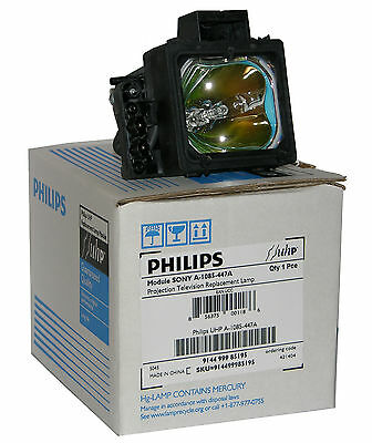 Philips UHP for Sony XL-2200 / XL2200U Lamp/Bulb/Housing FREE PRIORITY SHIPPING!