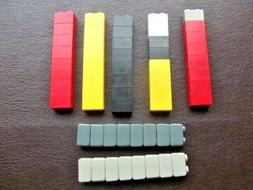 x8 Megabloks-AM02929-Brick 1x2 N