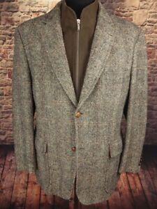 Harris Tweed Sakko, Jacket, Blazer, BARUTTI, Gr. 29, Size XL short arm   (HT968)