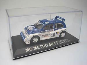 100-Sport-Altaya-Mg-Metro-6R4-Pond-Rac-Rally-1985-gr-B-IXO-1-43