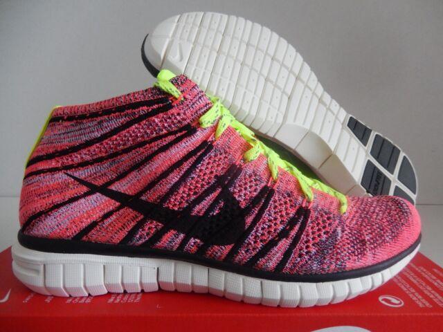 cheaper 26a9b d96bc Nike Womens Flyknit Chukka PRM QS Shoes Sz 10