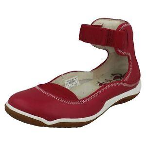 LADIES-MERRELL-LORELEI-BAND-HOOK-LOOP-ANKLE-STRAP-SHOES-PERSIAN-RED-J35236