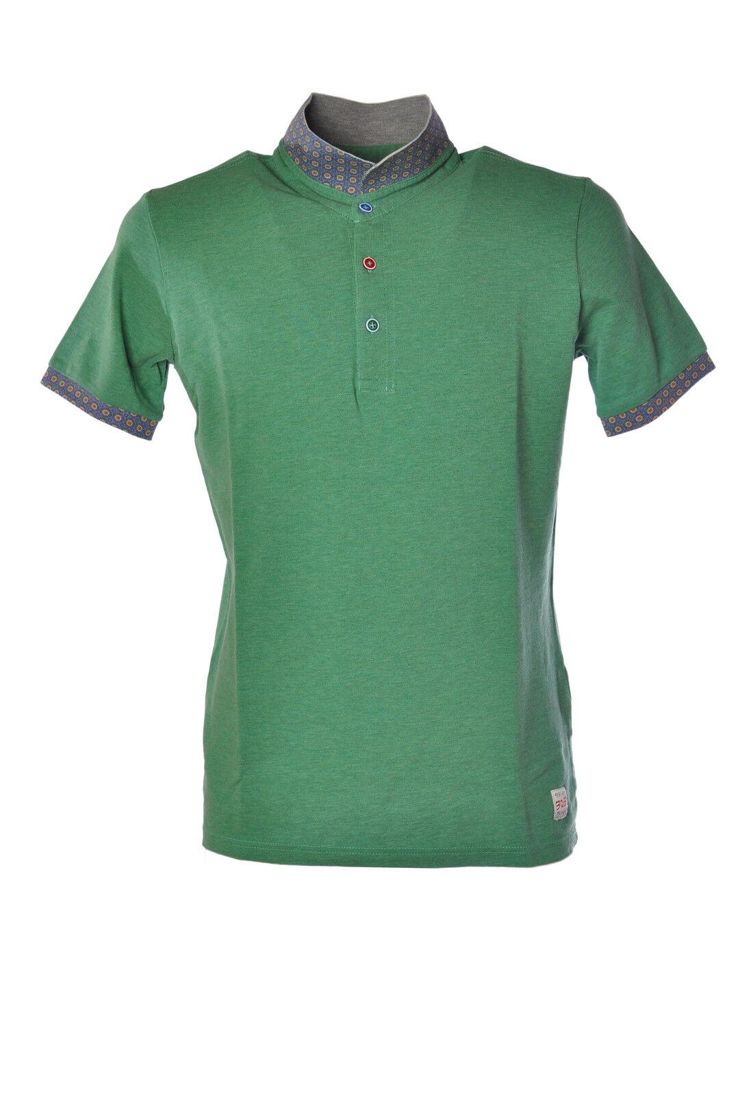 Bob  -  Polo - Male - XXL - Green - 1744418C163656