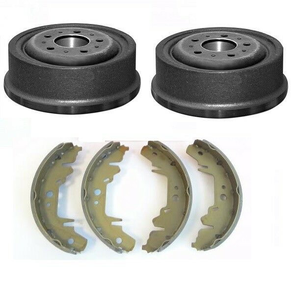 2 x Rear Brake Drum for Jeep Cherokee XJ 1991-2001 BBD//XJ//005A 10/""