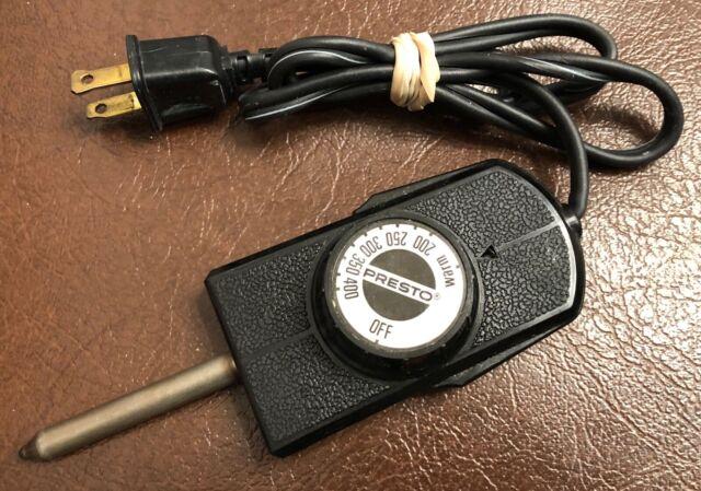 Genuine Presto Control Master PA07A Electric Control Probe Power Cord Skillet