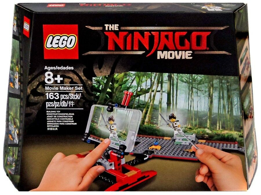 Includes Ninjago 853702 Minifigure Making Kit Kai Lego Movie PXwOuTkZi