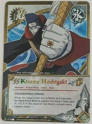 TP4 Rare Reprint Kisame Hoshigaki N-454 1st Edition NM Naruto CCG
