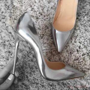 tacón alto altos mujer tacones para tacón alto con de de Zapatos qw0pAA
